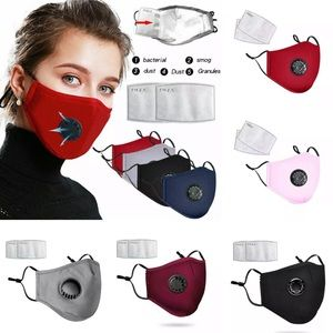 Accessories - 💥DEAL💥 5 Washable Black Red Pink Face covers